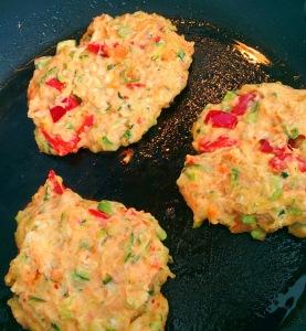 Chilli Frittata ingredients 3