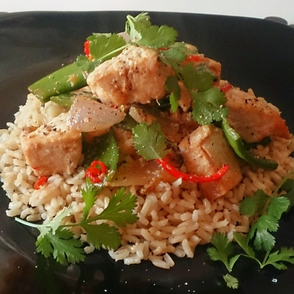 lemongrass chicken recipe