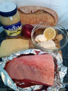 the reuben sandwich